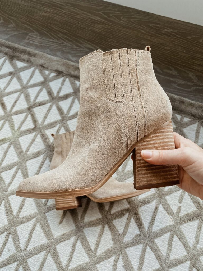Marc Fisher Oshay booties