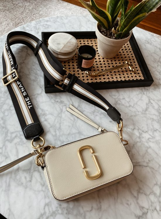 Marc Jacobs snapshot bag review