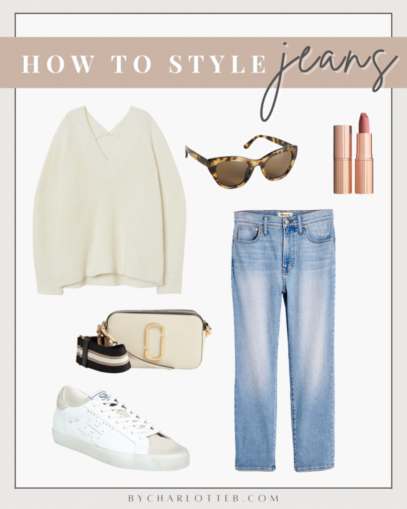 How to style madewell the perfect vintage jeans