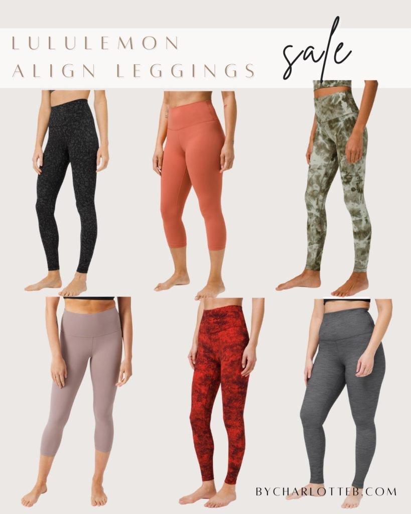 Lululemon align leggings on sale